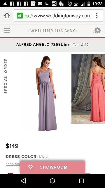 Dress 1 lilac