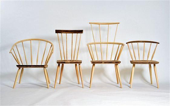 Design notebook: Ercol chairs by Matthew Hilton - Telegraph