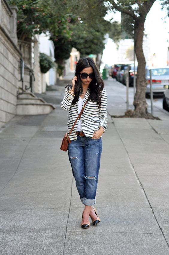 Simple in Stripes |