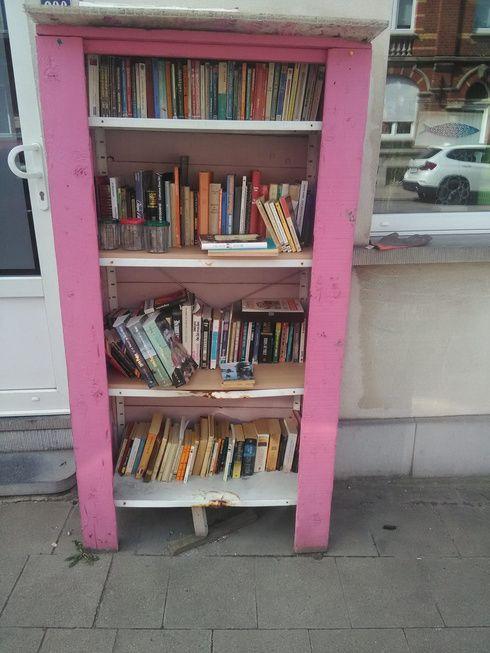 Boîte à livres Verviers 4