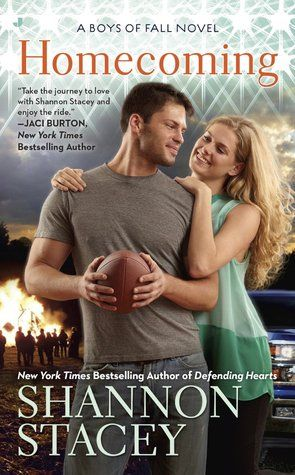 3 stars--Homecoming (Boys of Fall #3) by Shannon Stacey