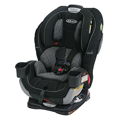 Graco SnugRide 35 Platinum Infant Car Seat with TrueShield Black Ion