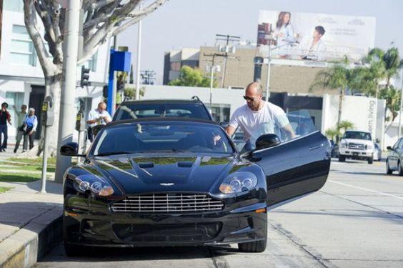 #Aston Martin, Jason Statham