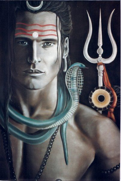 SHIVA Pastel by https://www.facebook.com/pages/The-Bliss-Monger/176232492476071?ref=hl
