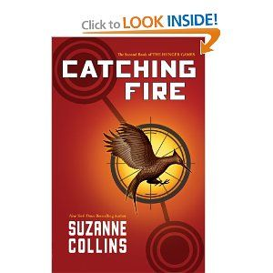 #1: Catching Fire (Hunger Games).