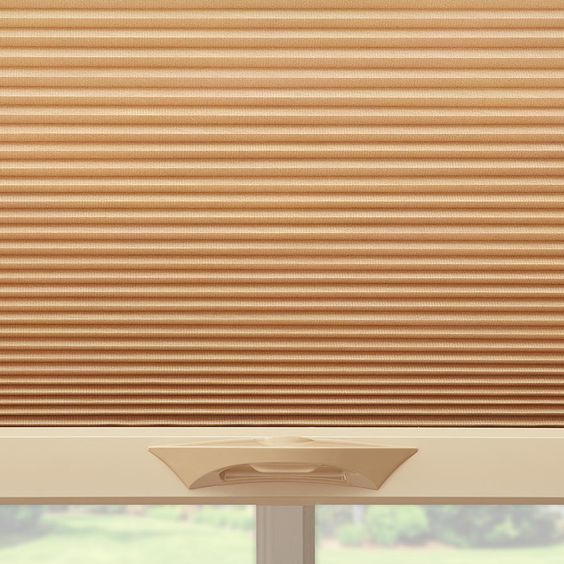 """3/8"""" Double Cell Light Filter Shades from SelectBlinds.com"""