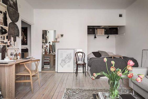 The Nordroom - Scandinavian studio apartment