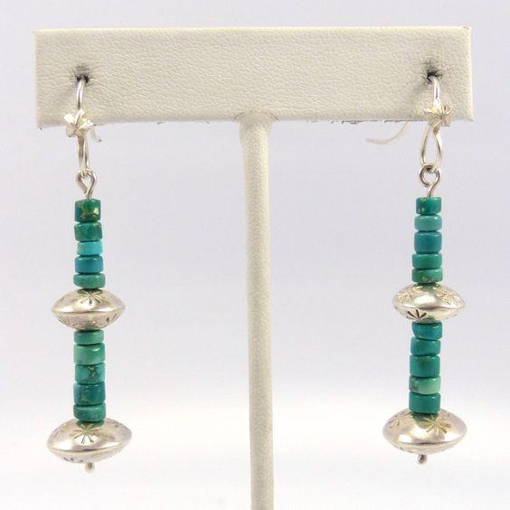 Fox Turquoise Earrings