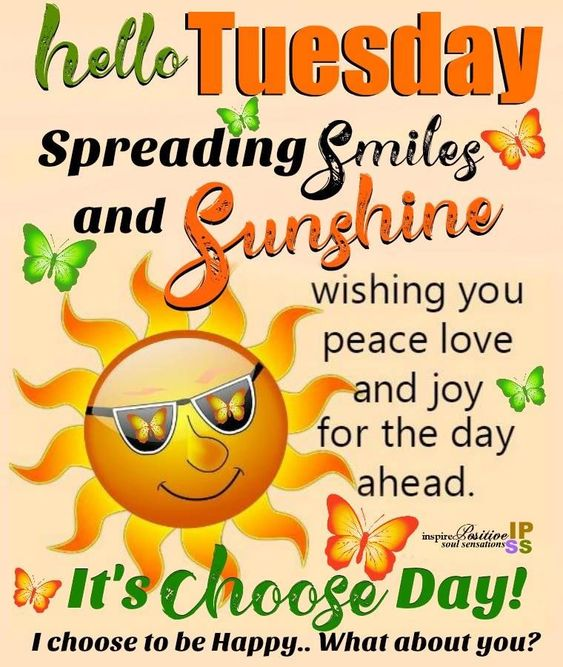 Smiles And Sunshine Happy Tuesday tuesday tuesday quotes happy tuesday tuesday images tuesday image quotes