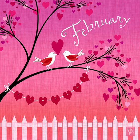 February is my bday month & valentines day <3<3<3: