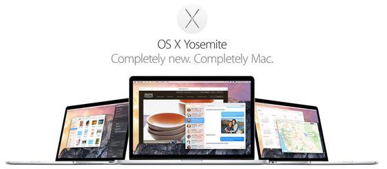 OS X 10.10 Yosemite: Ist mein Macbook Pro / Air, iMac kompatibel? - http://apfeleimer.de/2014/06/os-x-10-10-yosemite-ist-mein-macbook-pro-air-imac-kompatibel - OS X 10.10 Yosemite heißt das neue Betriebssystem für Apple Macbook Air, Macbook Pro, iMac, Mac mini und Mac Pro dasbereits jetzt von Entwicklernund imSommer von mutigen Freiwilligen getestet werden kann und ab Herbst dannfür alle zum kostenlosen Download bereitsteht.Bleibt die Frage:ist me...