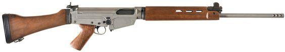 DSA Inc. SA58 Semi-Automatic Rifle