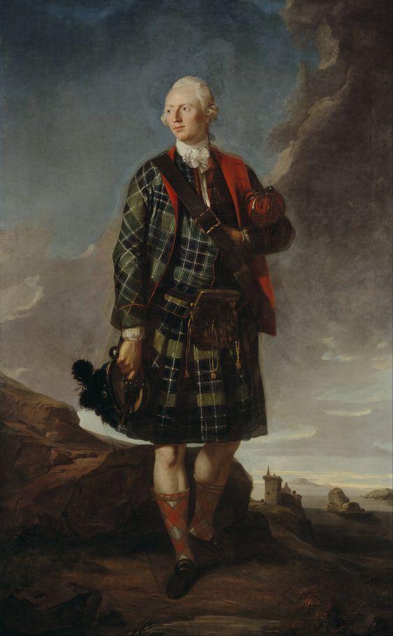 Sir Alexander Macdonald,1772:
