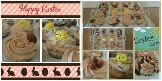 Cupcakes semana santa