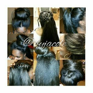 Straight vixen crochet weave Crochet Braids Addicted Pinterest ...