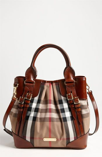 Burberry 'House Check' Tote | Nordstrom