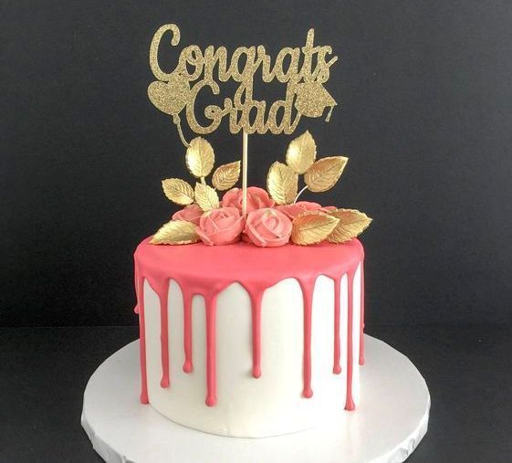 33 Graduation Cake Ideas Your Grad Will Love Bridal Shower Cake