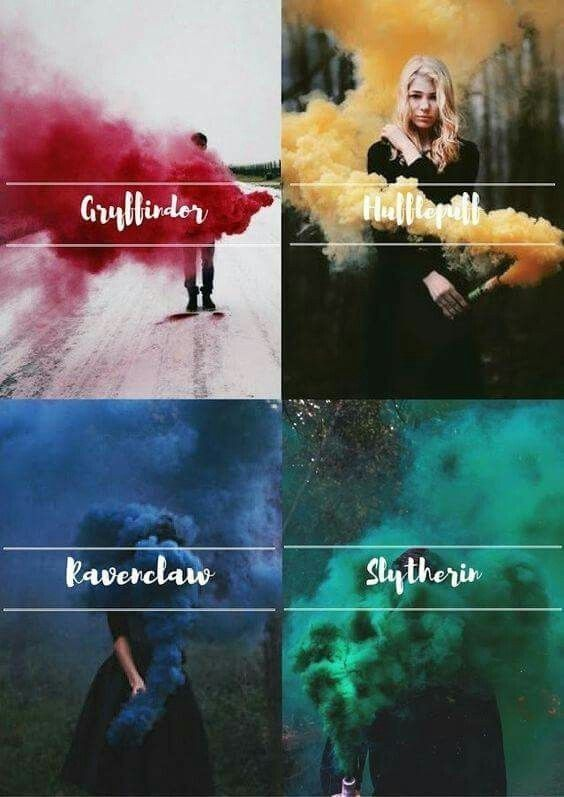 Hufflepuffs The Only Ones Smart Enough To Get The Smoke Out Of Their Face Harrypotterwallpaper Harry Potter Quiz Harry Potter Images Harry Potter Drawings