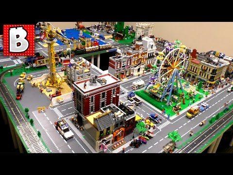 Youtube Lego City