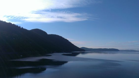 The San Juan Islands , Orcas, Washington