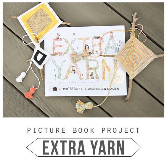 Imatge Projecte Llibre: Filats extra