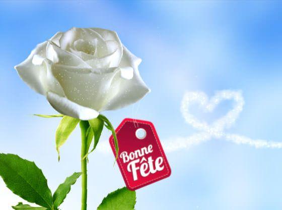 Bonne Fete La Plus Belle Des Fleurs