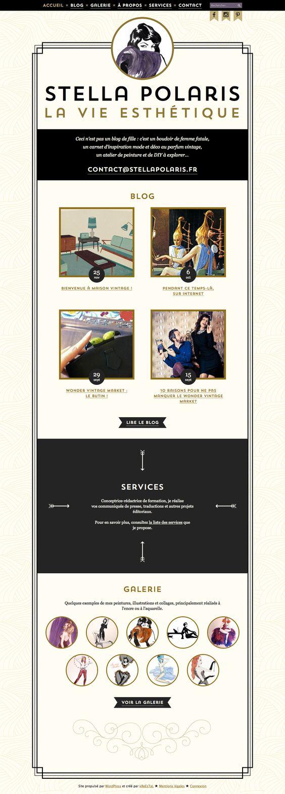 Portefeuilles de conception web conception portefeuille de web design d intérieur conception de linterface conception graphique rwd wordpress
