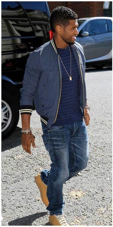 Soul man, Usher Raymond, #wearingwestwood MAN in London | Raddest Men's Fashion Looks On The Internet: http://www.raddestlooks.org