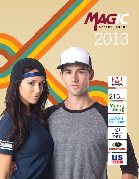 2013 Full Line Catalog from Magic Apparel Group