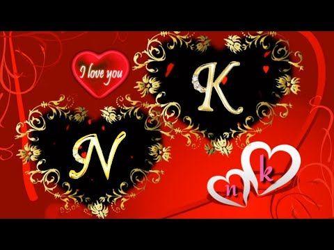 N K Letters Whatsapp Status Video Youtube In 2021 Hand Tattoos For Girls Alphabet Wallpaper Love Wallpaper Download