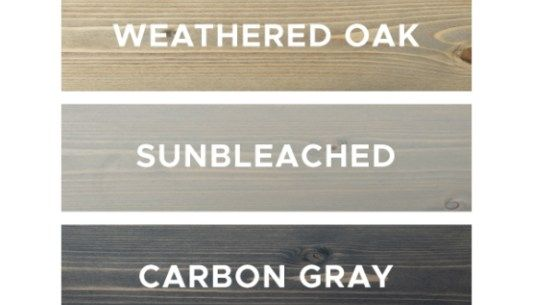 How To Create A Weathered Wood Gray Finish Grey Stained Wood Staining Wood Wood Stain Colors