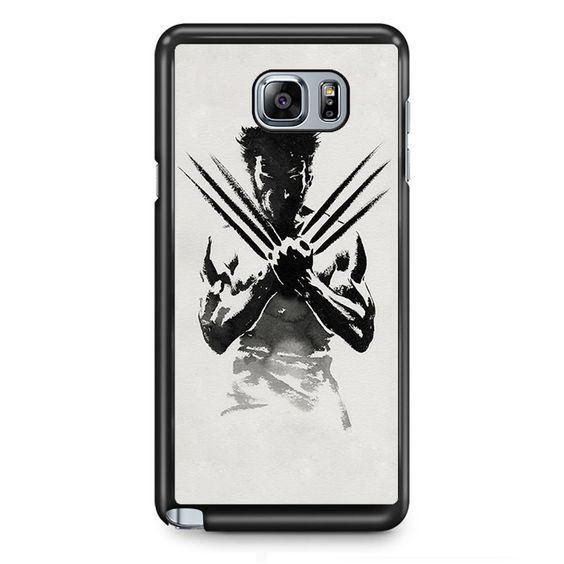 Wolverine TATUM-11985 Samsung Phonecase Cover Samsung Galaxy Note 2 Note 3 Note 4 Note 5 Note Edge