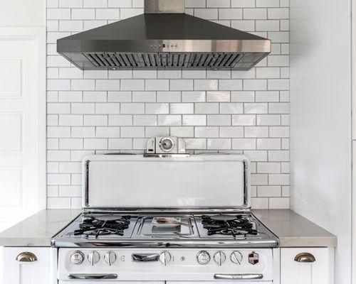Beautiful Vintage Stove And Ibiza Tile Vintage Stoves Kitchen