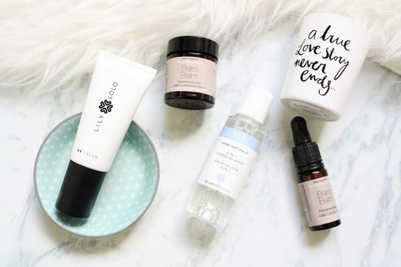 TOMORROW AT DAWN: How I choose Orgainc beauty products