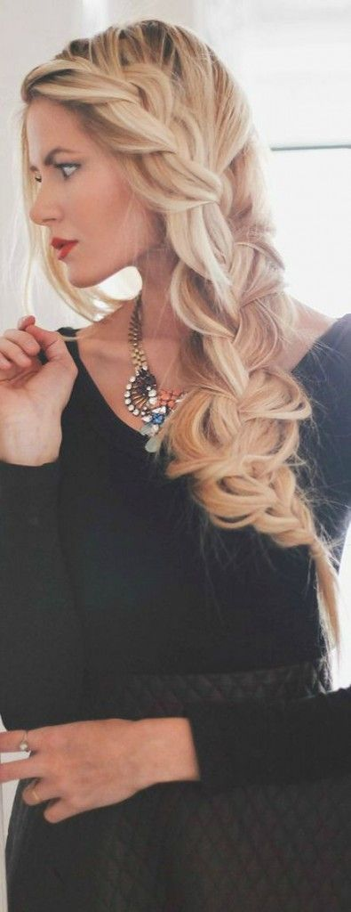 Marvelous Long Curly Hair Medium Long And Wavy Hairstyles On Pinterest Short Hairstyles Gunalazisus