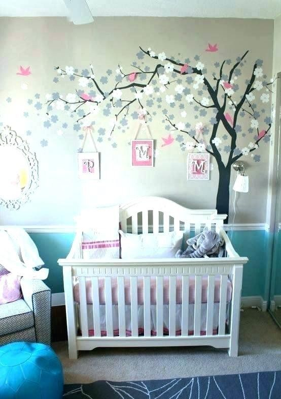 Newborn Baby Girl Bedroom Idea New Baby Room Decorating Ideas For Girls House Architecture Baby Girl Room Decor Baby Girl Nursery Decor Girls Room Wall Decor