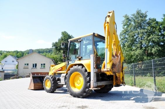 Excavadora http://www.ito-germany.es/ Retoexcavadora loader backhoe excavator Bagger Pellle Makina heavy Equipment Baumaschinen