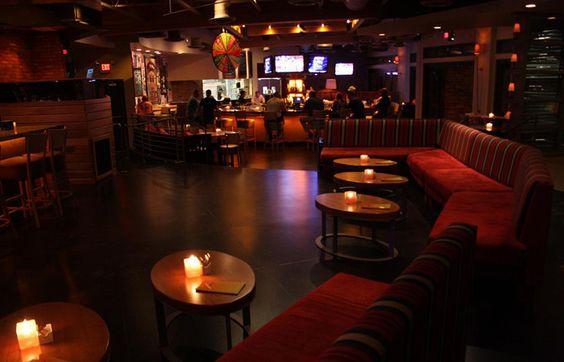 The north side of the bar #scottsdale #arizona #bars #clubs #restaurants #fun #party americanjunkieaz@gmail.com