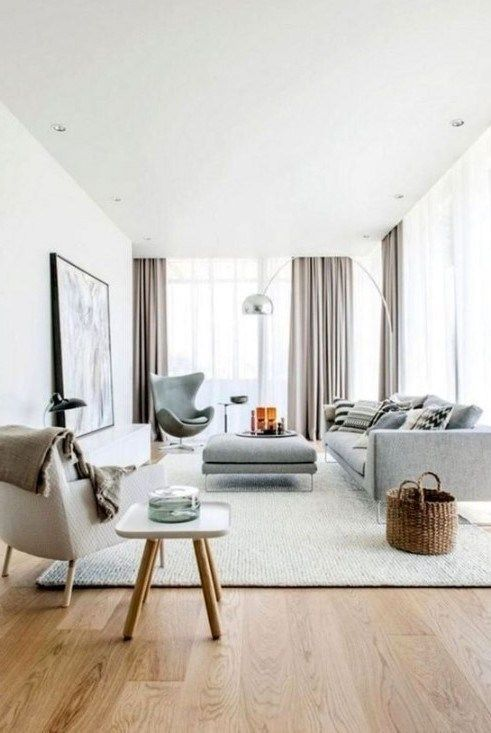 25 Stunning Elegant Living Room Decor Ideas And Remodel Livingroom Livi Living Room Scandinavian Living Room Furniture Trends Scandinavian Design Living Room