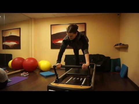 A Dancer's Pilates Cross-Train Routine - YouTube