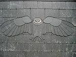 TOITURES LUC DELHAYE - Motifs décoratifs sur toitures en ardoise -