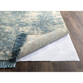 Safavieh Carpet To Carpet Rug Pad 8 X 10 Off White Beige Rugs On Carpet Polyester Rugs Rugs