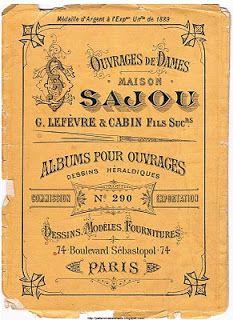 Livrets Sajou
