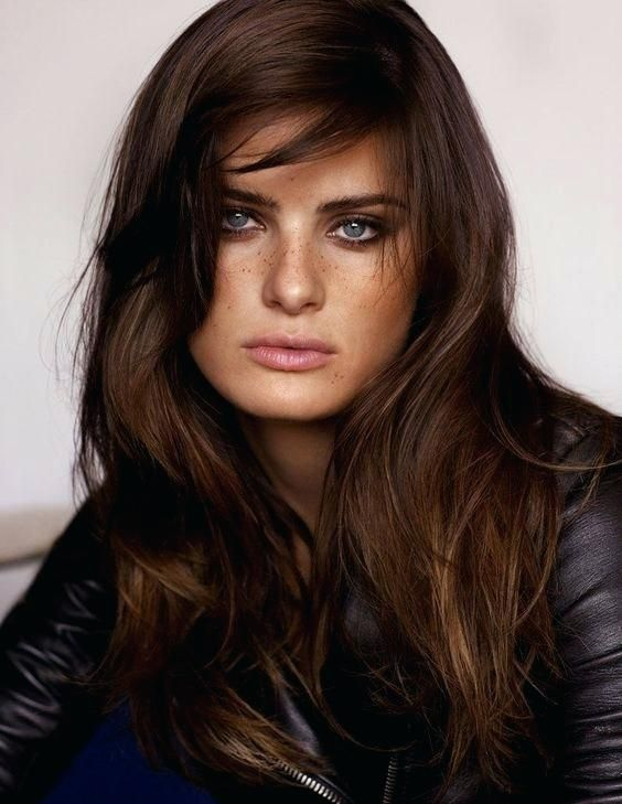 Brunette Hair Color Ideas Colour For Brunettes With Green Eyes Pale Skin And Brown Brunette Hair Color Which Hair Colour Dark Chocolate Hair Color