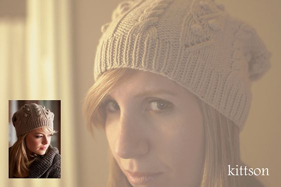 Ravelry: kittson's Emma Stone's adorable Spiderman hat
