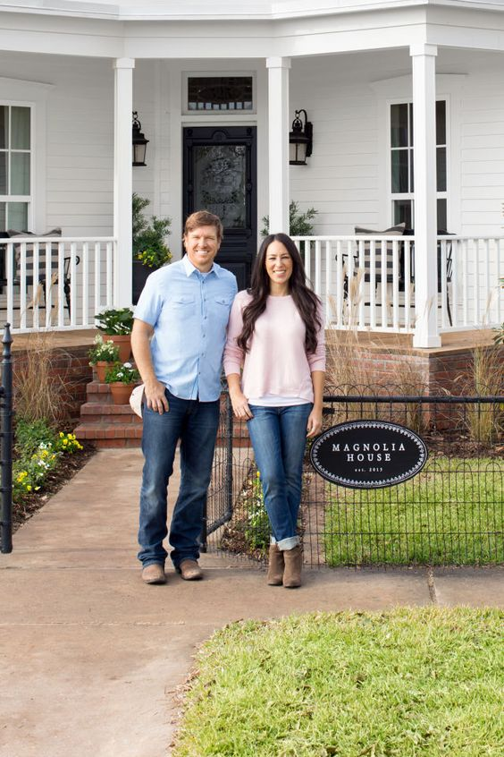 Get Ready To Fall In Love With Chip And Joanna Gaines
