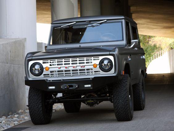 2011 Icon Bronco ( based on Ford Bronco ) [2048x1536] - Imgur