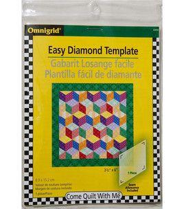 Omnigrid 60 Degree Diamond Temp