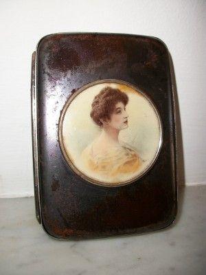 vintage cigarette case...