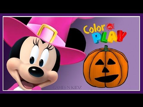 Mickey Mouse Club House Full English Game Episodes Youtube Minnie Mouse Videos Mickey Mouse Coloring Pages Mickey Mouse